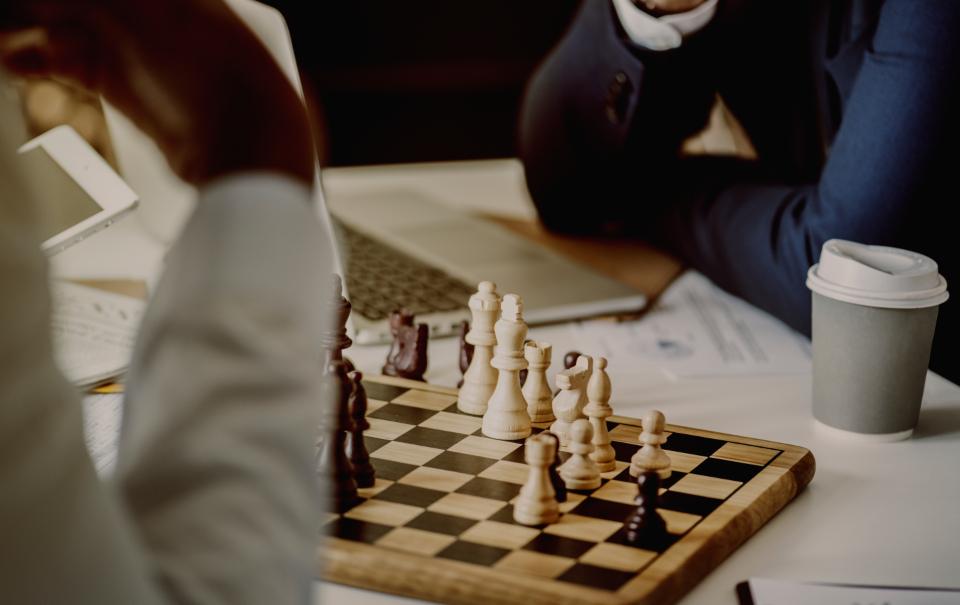 konkurencja jak szachy
